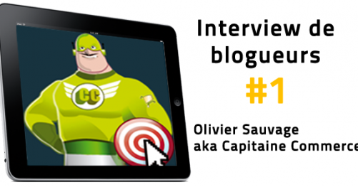 Interview de blogueurs sur les tablettes tactiles : Capitaine Commerce