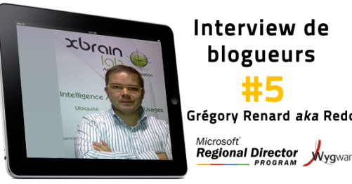 Interview Redo aka Gregory Renard