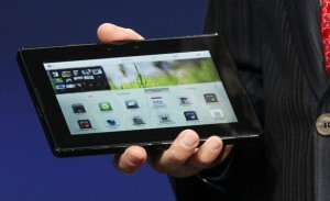 PlayBook - Tablette professionnelle