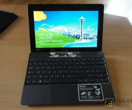 Test de l'Asus Vivo Tab RT (TF600T) : une transformer-like sous Windows RT