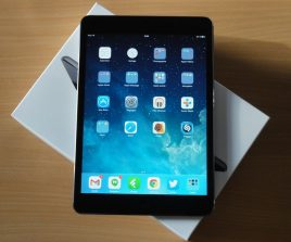 Test de l'iPad Mini Retina d'Apple