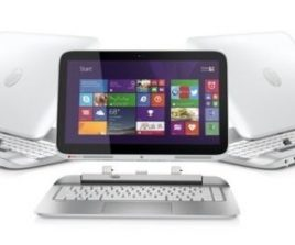 Computex 2014 : HP annonce 3 hybrides PC/tablette sous Windows 8.1