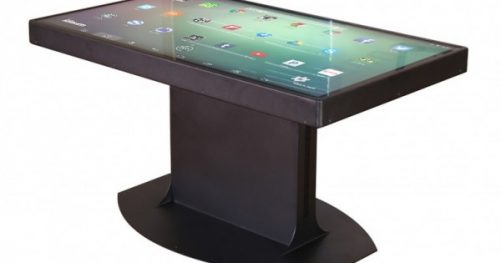 la table tactile Ideum Duet