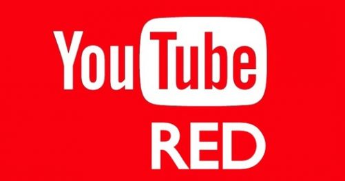 logo YouTube red