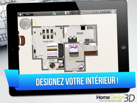 Home Design 3D iOS