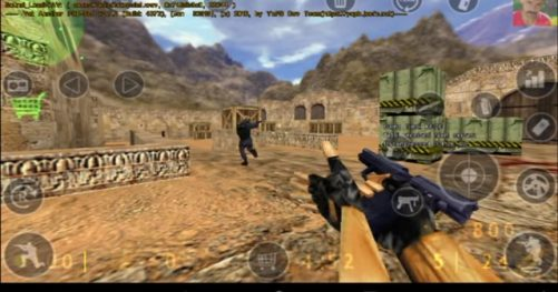Counter strike sur Android