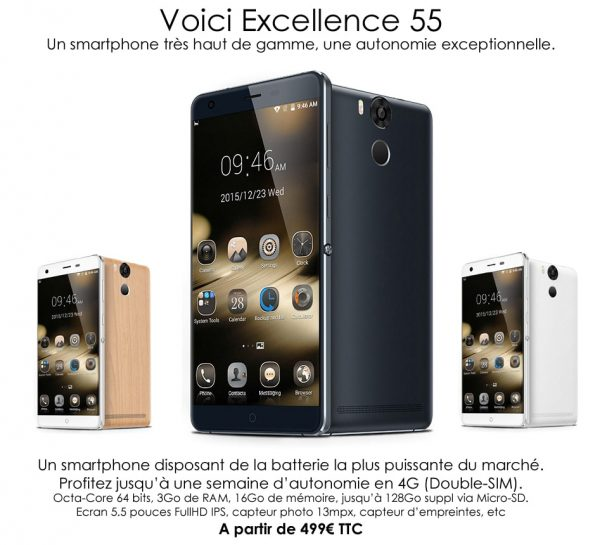 Evi Excellence 55