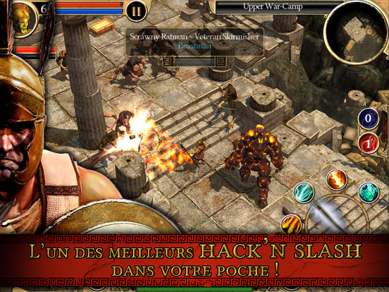 Titan Quest iOS