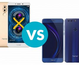 Comparatif Honor 6X vs Honor 8 : lequel choisir ?