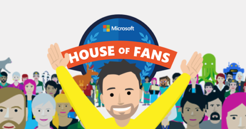 Club House of Fans Microsoft