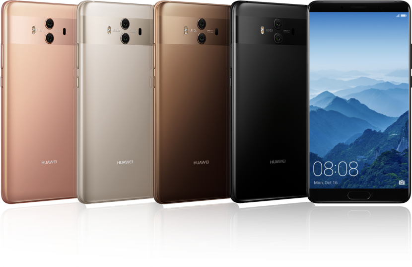 Huawei Mate 10 smartphone Android
