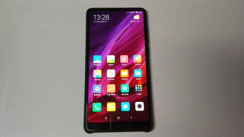Mi Mix 2 écran IPS