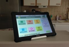 Test tablette senior Facilotab Onyx